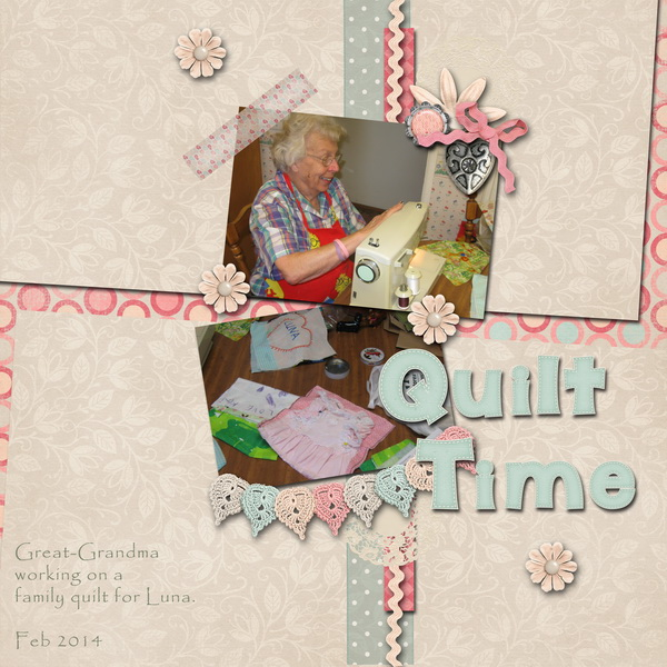 Quilt Time