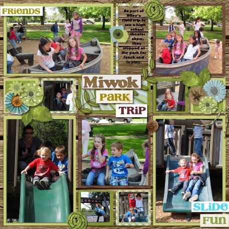 Miwok Park Day