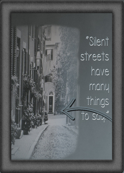 Silent Streets