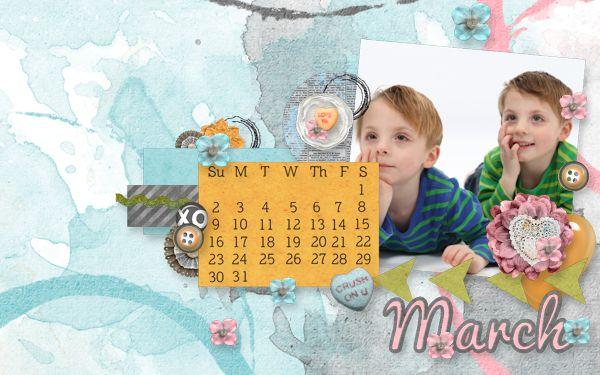 Desktop March