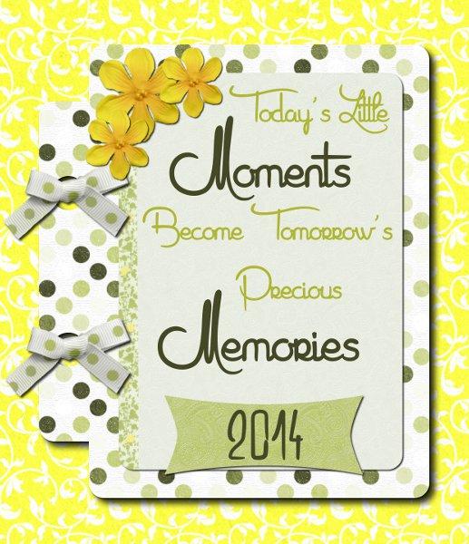 Memory Book 2014