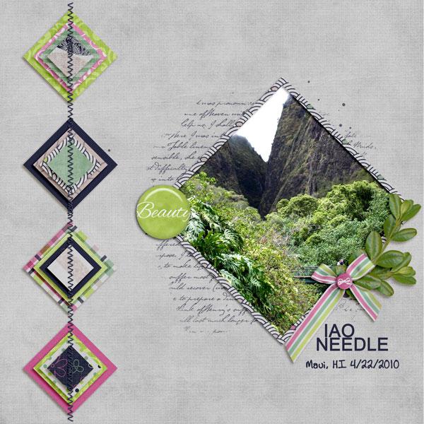IAO Needle