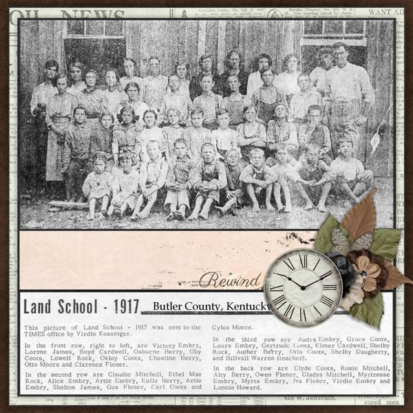 1917 Land School