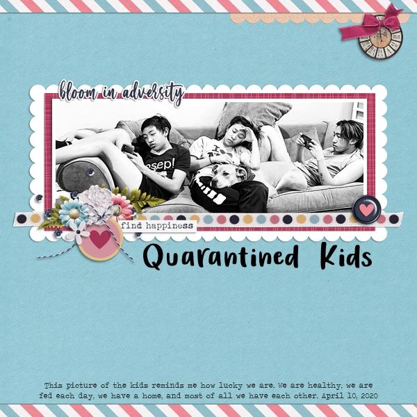 Quarantined Kids