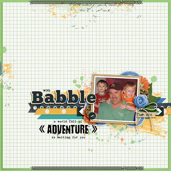 A World of Adventure