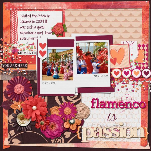 Flamenco is Passion