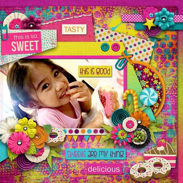 Sweet Donut For Ally