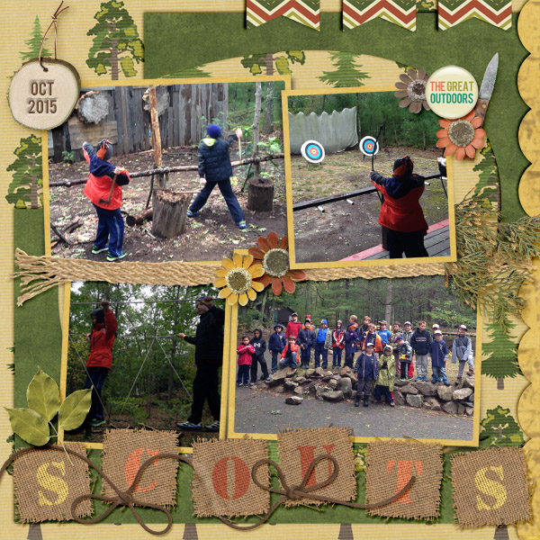 2015 Boy Scout Camp