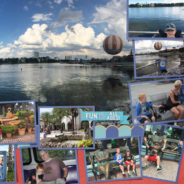 2016 Disney Springs