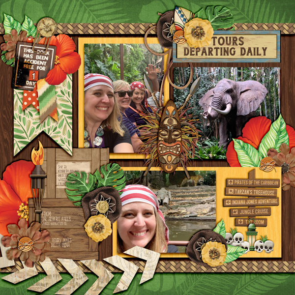 Jungle Cruise 2019