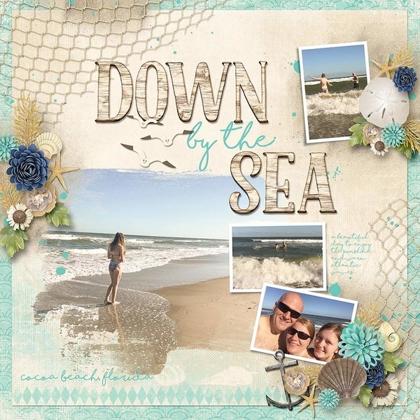 ~Down by the Sea~