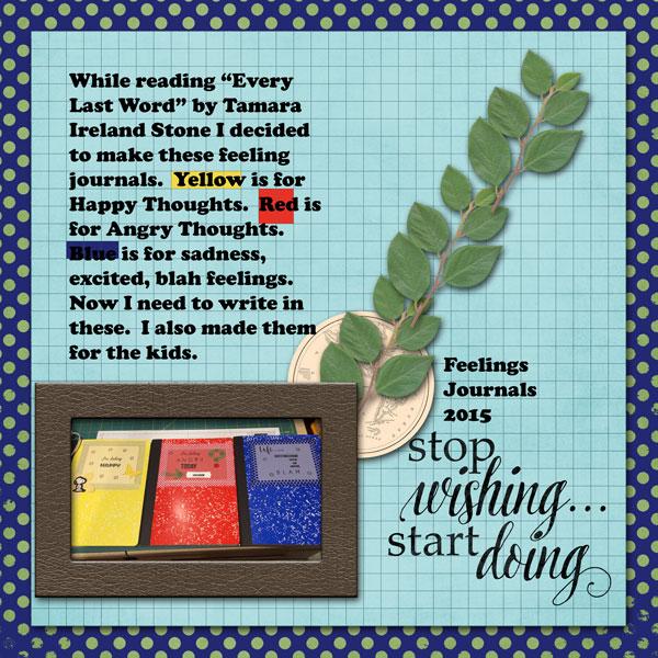 feelings journals