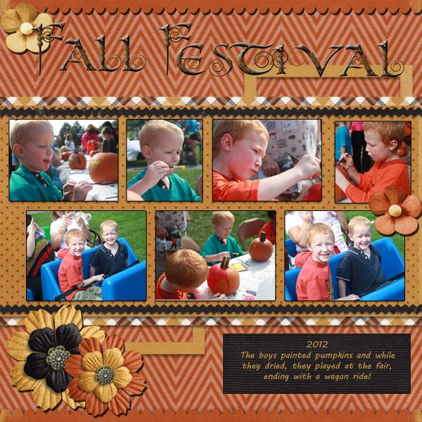 2012 Fall Festival