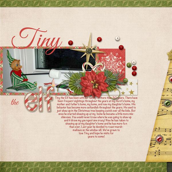 Tiny the Elf