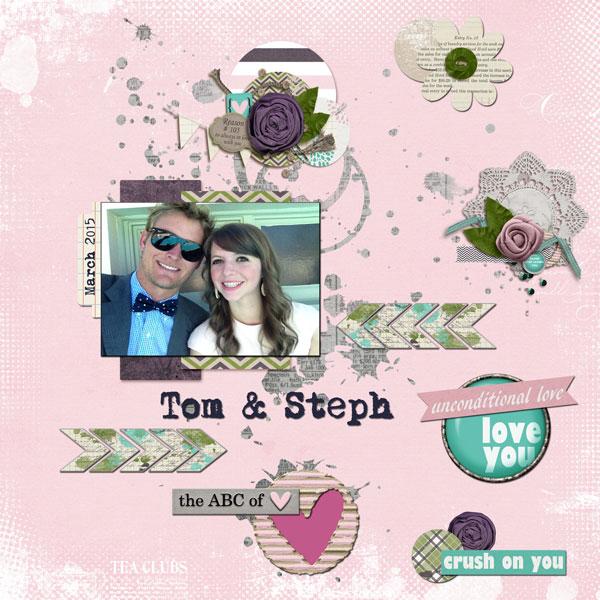 Tom & Steph