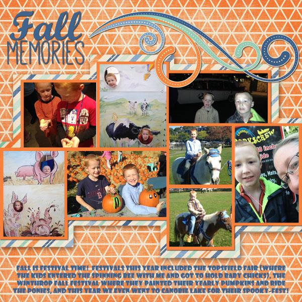 2014 Fall Festivals