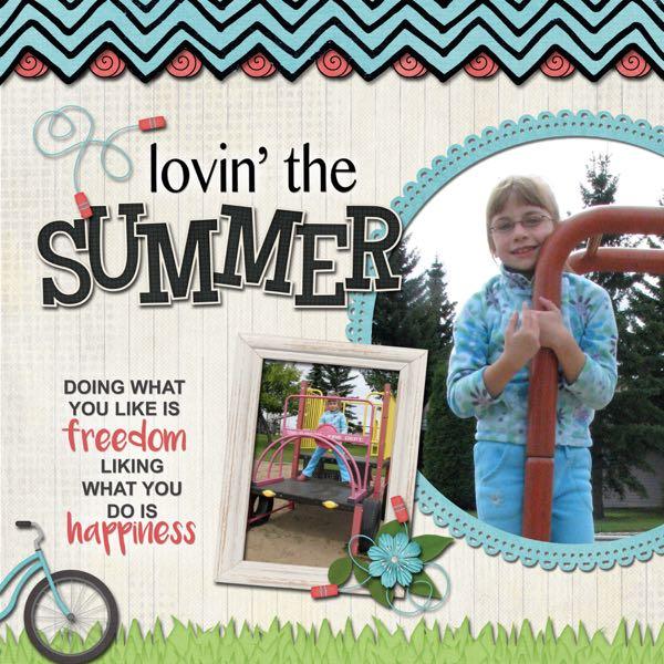 """Lovin"""" the Summer"""