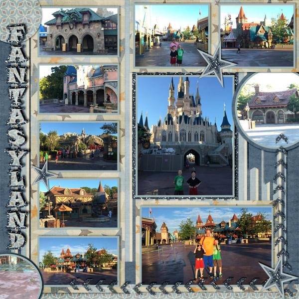 2016 Fantasyland
