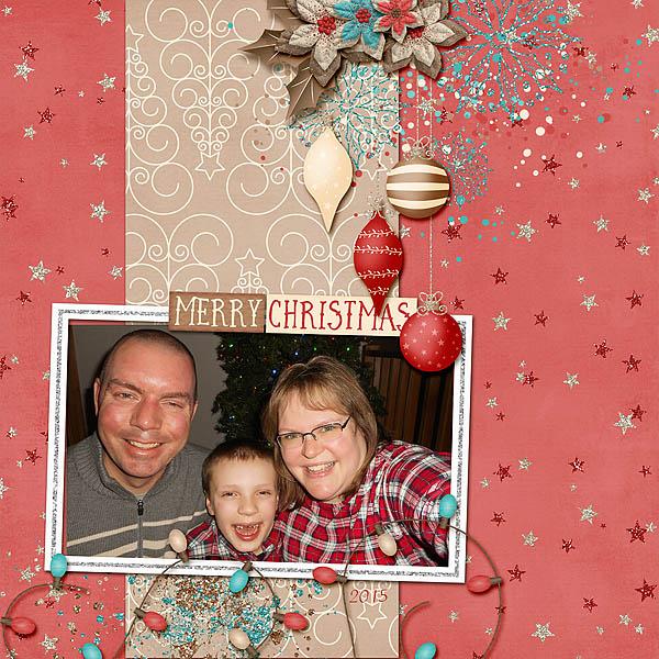 Christmas Day Selfie