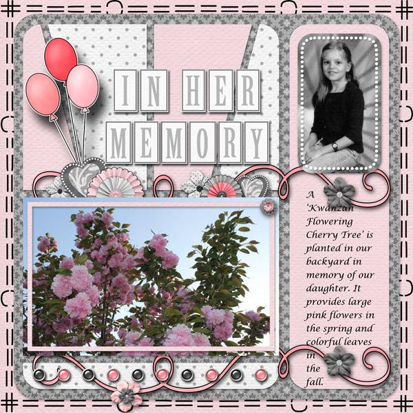 In Her Memory