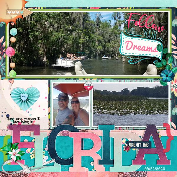 love living in FL