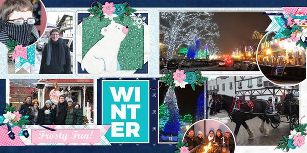 Winter Frosty Fun