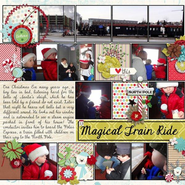 Magical Train Ride