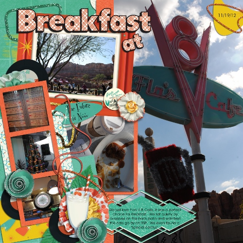 Breakfast at Flo