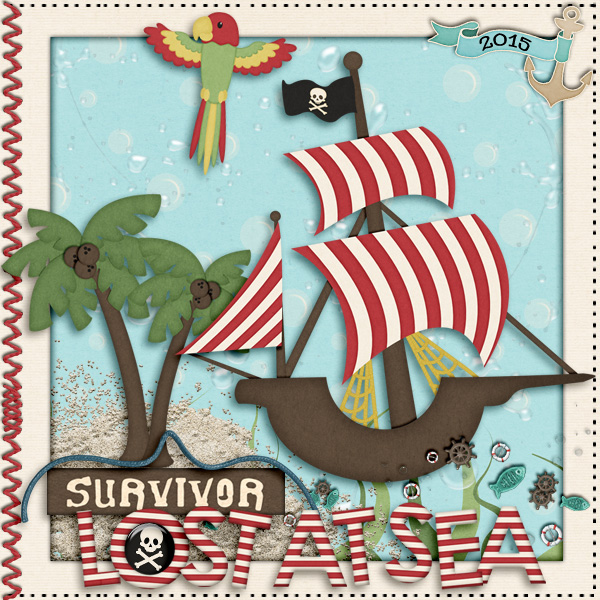 Scrapping Survivor 6 *Lost At Sea*