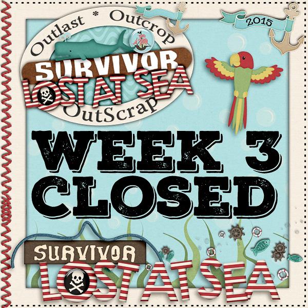 Week 3 CLOSED