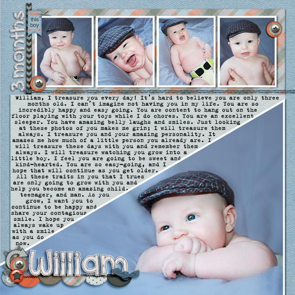 William is my Treasure
