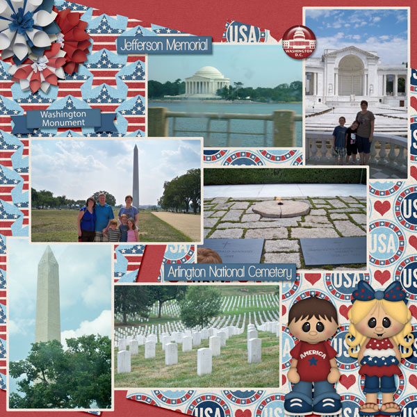 Day in DC