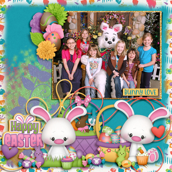 Girl Scout Easter