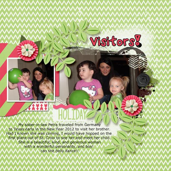 0112 Aunt Petra's visit