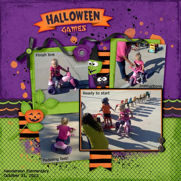 1013 Halloween Games