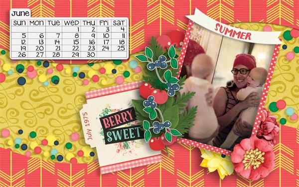 0775 My Berry Sweet Baby Boy