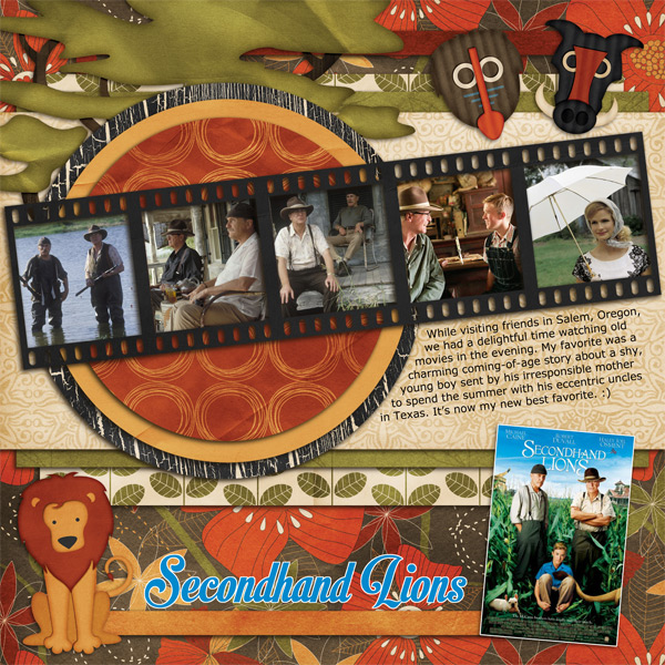 1016 Secondhand Lions