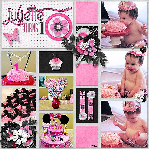 Juliette Turns 1
