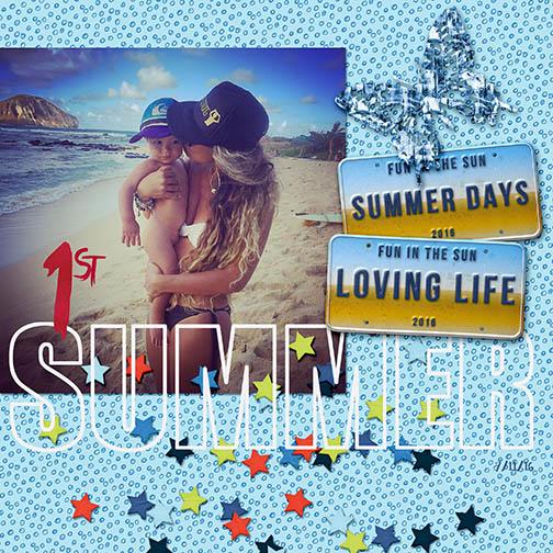 1st summer
