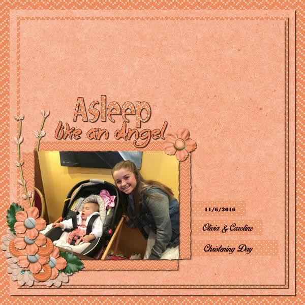Asleep Like An Angel