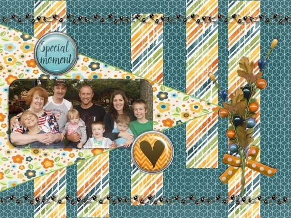 Family Times - March 2016 Color Challenge
