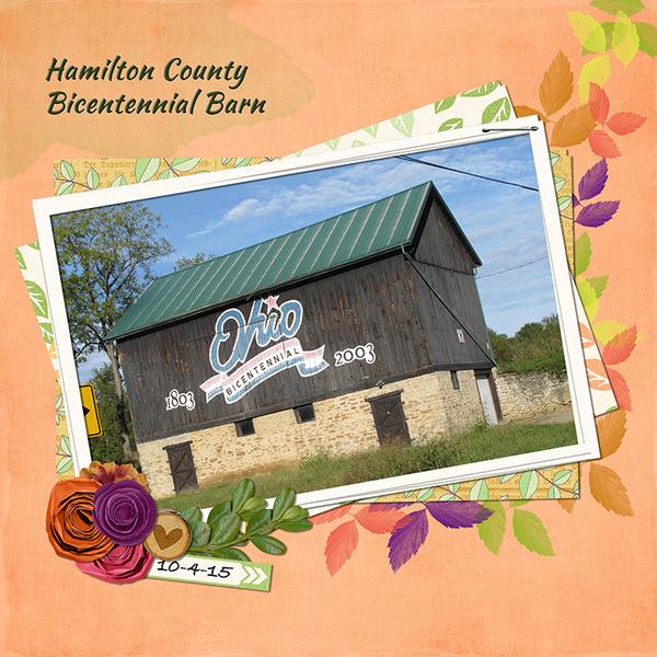 Hamilton County Bicentennial Barn
