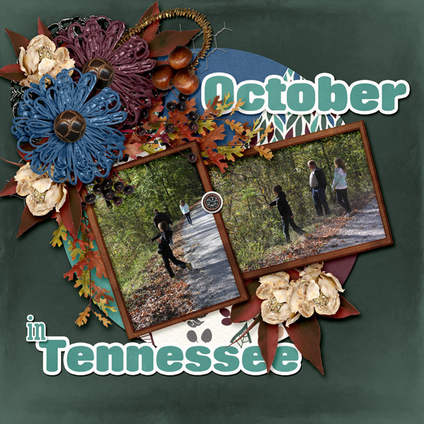 October in Tennessee
