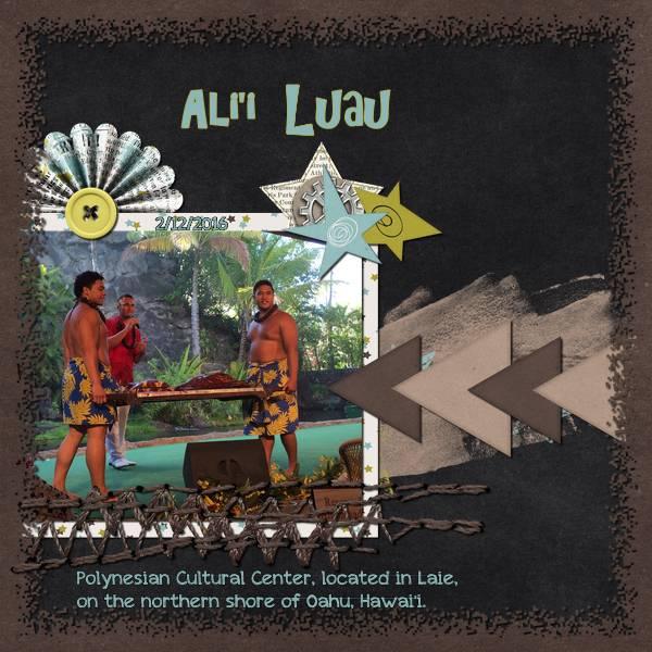 Ali'i Luau