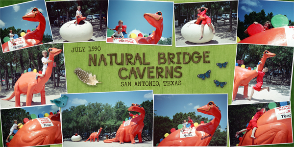 0790 Natural Bridge Caverns - full view
