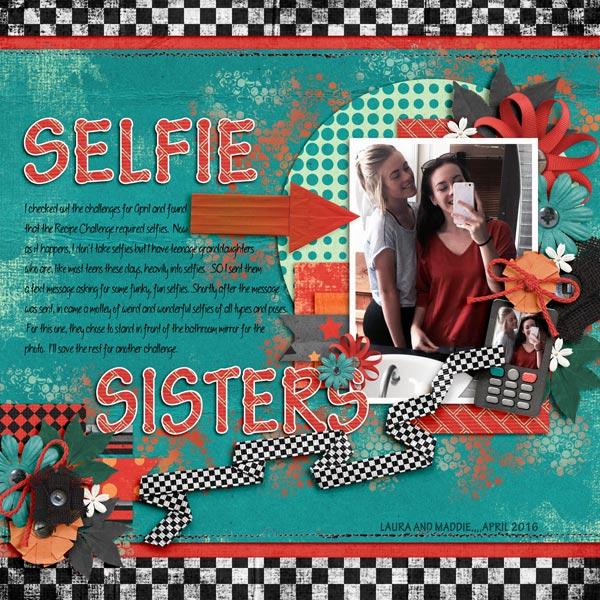 Selfie Sisters