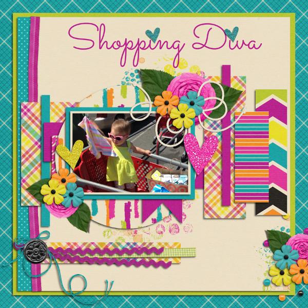 Shopping Diva