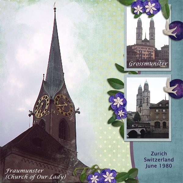0580 Swiss Churches (Zurich)