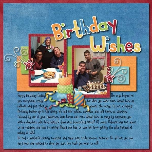 20160812 Birthday Wishes