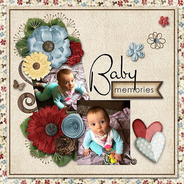 Baby Memories - Sofi